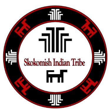 Skokomish Indian Tribe emblem